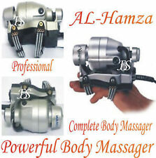 AL-hamza Massager POWERFUL DOUBLE SPEED BUILT MASSAGER
