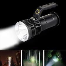 3-mode 3000LM Handheld CREE XM-L Rechargeable LED 18650 Flashlight Torch LampSIQ