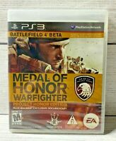 Medal of Honor: Warfighter Project Honor Edition FREE SHIPPING