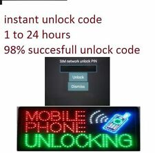 Unlock CODE only FOR DORO 345,409,409S 410, 410S,610 Unlocking Codes Pin service