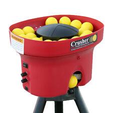 Crusher Pitching Machine CR99 Mini Lite Ball Baseball Practice Includes 12 Balls