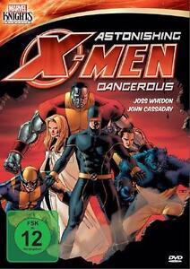 Astonishing X-Men: Dangerous (Marvel Knights) DVD / NEU