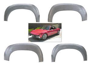 Porsche 914-6 Gt Steel Fender Flare, Set Of Four; 914 1970-76  914503908GT