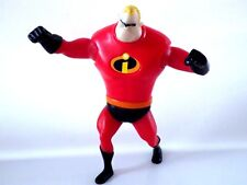 figurine Disney pixar INDESTRUCTIBLE 13 cm by Mc donald's mécanisme ok