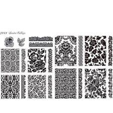 Anna Griffin Garden Cuttings Embossing Folder & Die Set (RARE)