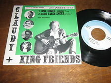"CLAUDI 45 TOURS 7"" BELGIUM ROCK'N'ROLL (COVER CARL PERKINS)"