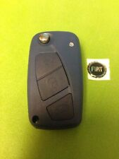 FIAT Punto Ducato Stilo Panda CENTRAL LOCK ALARM REMOTE KEY Fob BLUE  ID48