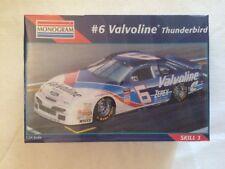 Monogram #6 Valvoline Thunderbird Model Car Kit 1:24 Scale #2477 Sealed 1996