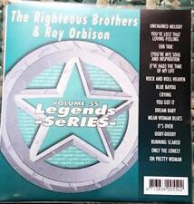 LEGENDS KARAOKE CDG RIGHTEOUS BROTHERS & ROY ORBISON OLDIES  #55 16 SONGS CD+G