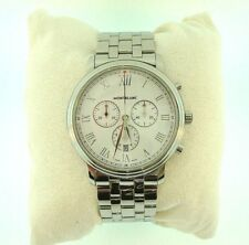 Montblanc 42MM Tradition Chronograph Watch  Retails @$1,985