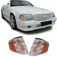 Weiße Blinker Paar für Mercedes SL R129 89-93