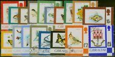 Superb Used Gibraltar Stamps