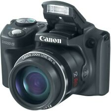 CANON POWER SHOT SX500 IS 16.0 MP 30X OPTICAL ZOOM DIGITAL CAMERA