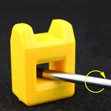 🧲 2-in-1  Screwdriver Demagnetizer/Magnetizer for SMALL SCREWDRIVERS ¹