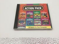 Activision's Atari 2600 Action Pack for Windows PC CD - 15 Games