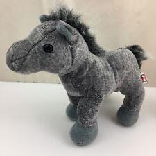 Ganz Grey Arabian Horse Stuffed Animal