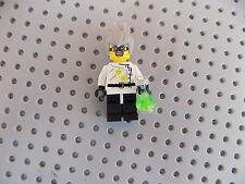 Lego Mad Scientist Minifigure