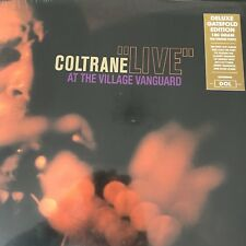 JOHN COLTRANE 'Live At The Village Vanguard' DELUXE GATEFOLD VINYL LP' BRAND NEW