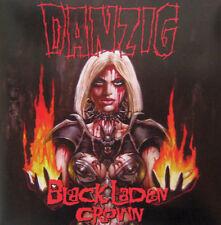 DANZIG - Black Laden Crown LP - Black Vinyl - SEALED new copy