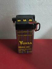 6N4A-4D MOPED/SCOOTER BATTERY