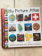 My Picture Atlas by Roger Priddy s#5852