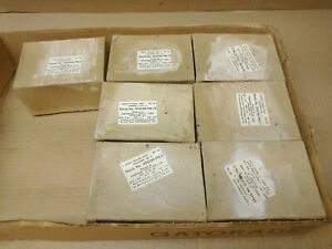 vintage WWII Signal Corps BC746 tuning units new in the boxes, still sealed