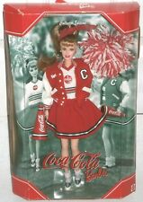 New & Nrfb! 2000 Collector Edition Coca-Cola Barbie #28376 ~ Fourth in Series