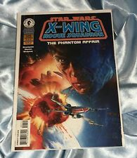Star Wars~Dark Horse Comics Book~X-Wing Rogue Squadron~Phantom Affair #2~NM