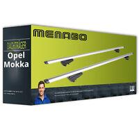 Menabo Pick-Up - Dachträger - Aluminium - Opel Mokka  komplett inkl. EBA