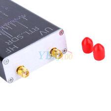 Full band RTL-SDR USB Tuner Receiver/ R820T+8232 Ham Radio 100KHz-1.7GHz Black