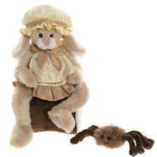 Little Miss Muffet & Incy Wincy Set From The 2020 Charlie Bears Collection