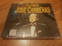 The Essential JOSE CARRERAS CD