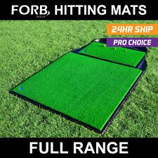 FORB Golf Hitting Mats - Launch Pads / Academy Practice Mat / Driving Range Mats