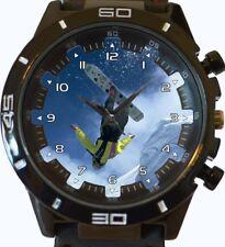 Reloj Deportivo Snowboard Extreme Deporte Acuático Nuevo Unisex Regalo GT Series