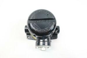 Ashcroft B720B XFSNH Pressure Switch 30psi 125/250v-ac