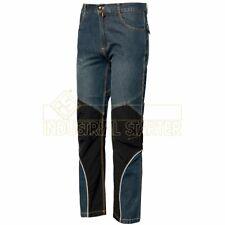 ISSA jeans da lavoro elasticizzati EXTREME 8838B