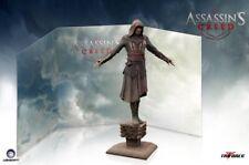 Triforce Assassins Creed Aguilar Statue Movie Michael Fassbender