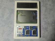 CASIO CG-32 MONEY & BOMB - GAME & WATCH HANDHELD CONSOLE LCD SCREEN SOLAR ENERGY