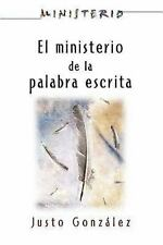 El Ministerio de la Palabra Escrita - Ministerio Series Aeth: The Ministry of th