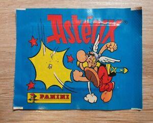 Panini 1 Tüte Asterix 1987 Sticker Bustina Sobre Pochette Packet Pack Bag Pouch
