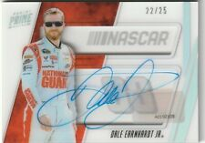 DALE EARNHARDT JR. 2019 PANINI PRIME NASCAR  SHADOWBOX SIGNATURES 22/25
