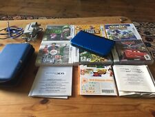 Nintendo 3DS XL Bundle - Console Plus Games Inc Mario Luigi Sonic
