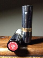 SEALED Lot of 2 Revlon Super Lustrous # 720 FIRE & ICE Creme Lipstick Full Size