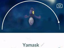 Pokemon go 💥💥shiny Yamask💥💥 !!