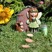 Forest Fairy and Squirrel Fairy Door Pack, Gift Set, The Fairy Garden FD_56816