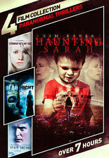 4 Film Collection Paranormal Thrillers (DVD)