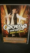 DVD - George Sampson - Access to (2) all Areas - Britains got talent