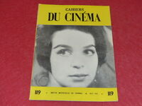 [REVUE LES CAHIERS DU CINEMA] N°119 # MAI 1961 JOHN CASSAVETES EO 1rst Print