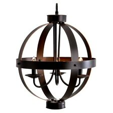 Chandeliers For Dining Rooms Rustic Light Fixture Ceiling Hanging Lighting Metal