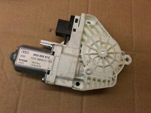 AUDI A4 B8 8K REAR RIGHT SIDE ELECTRIC WINDOW REGULATOR MOTOR 8K0959812